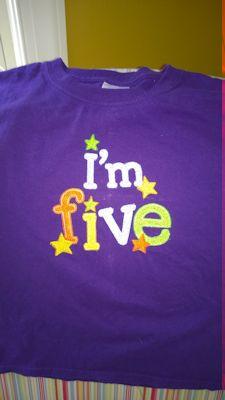 Marti Birthday Shirt