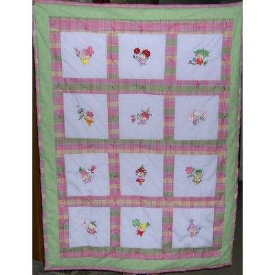 Jackies Blossom Babes Quilt