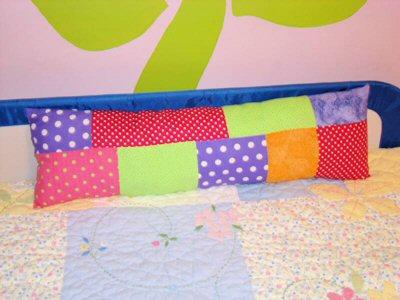 Karen Kids Alpha Pillow