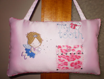 Karens Tooth Fairy Pillow
