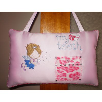 Karens Tooth Fairy Pillow