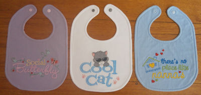 Karens Sentiment Bibs
